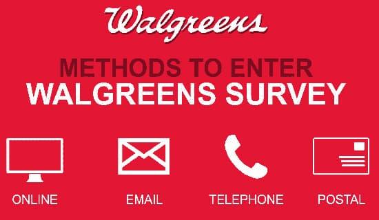 www.walgreenslistens.com survey Guide