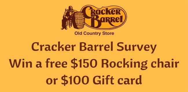 crackerbarrel-survey.com survey