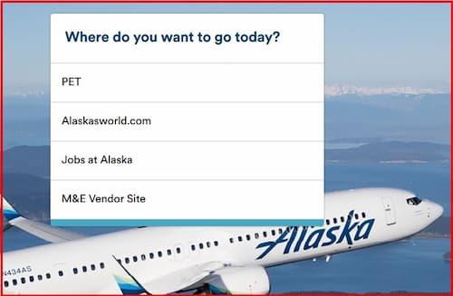alaska horizon pet website login
