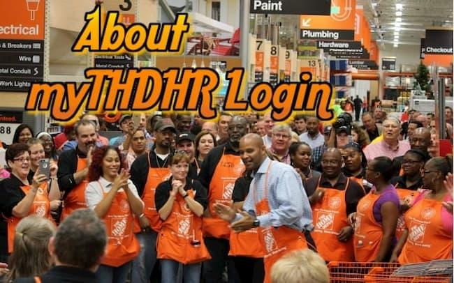 MyTHDHR Login