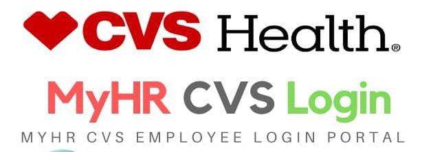 MyHR CVS Employee Portal Login