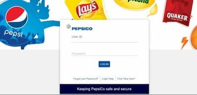 pepsico employee login