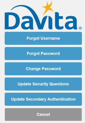 Village Web Davita Employee Login