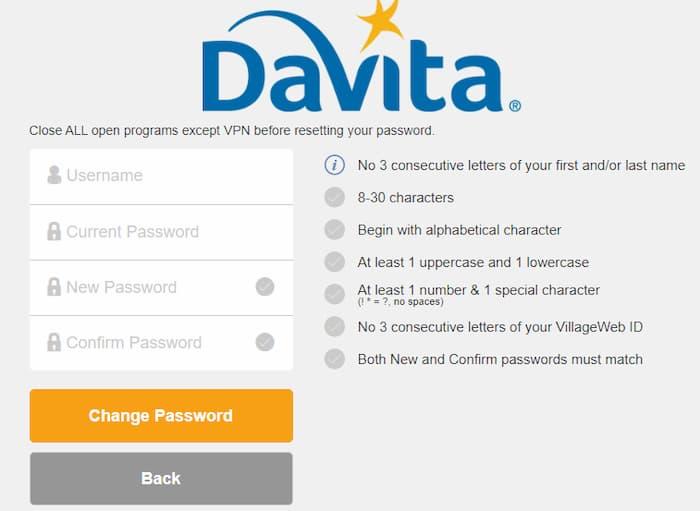 villageweb online portal