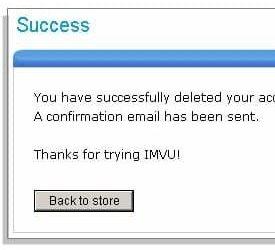 disable someone's imvu account