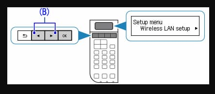 how to connect canon printer to wifi on laptop