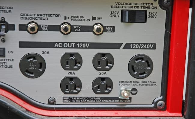 how to connect generator to house without transfer switch easily