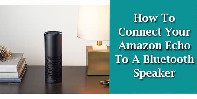 how to connect alexa to bluetooth