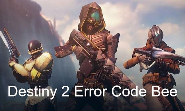 error code bee