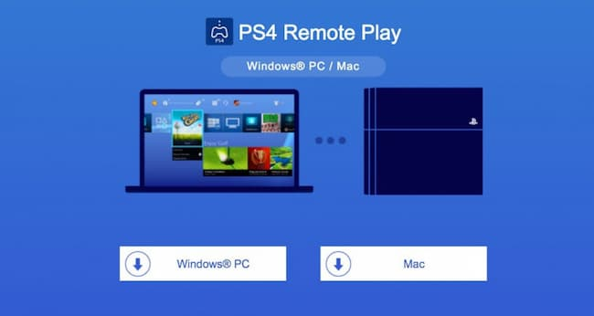 how to connect ps4 to laptop without tv