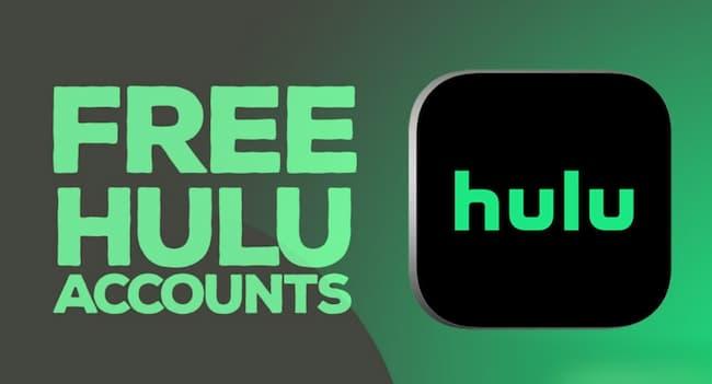 Free Working Hulu Premium Accounts