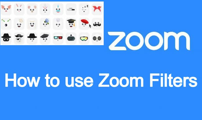 Zoom Fliters - How to Use on Android, iOS & Laptops.