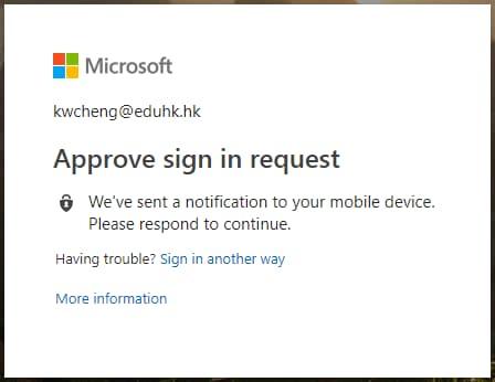 Download Microsoft Authenticator App