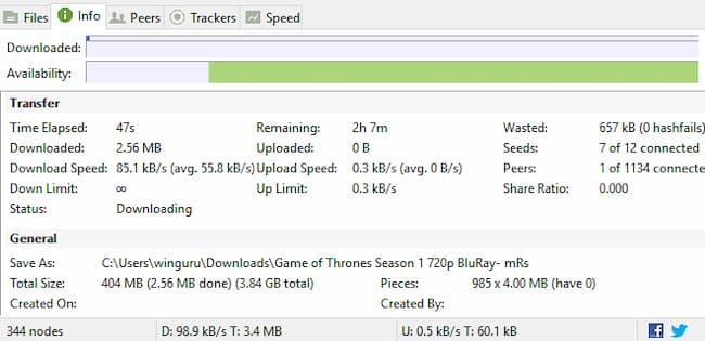download game of thrones offline