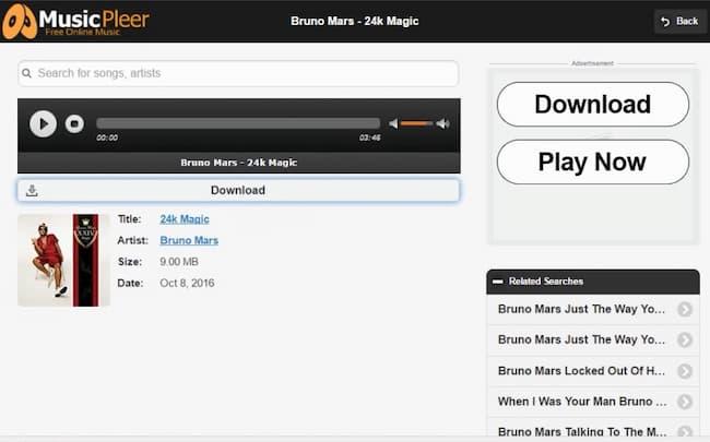 music listening sites unblocked