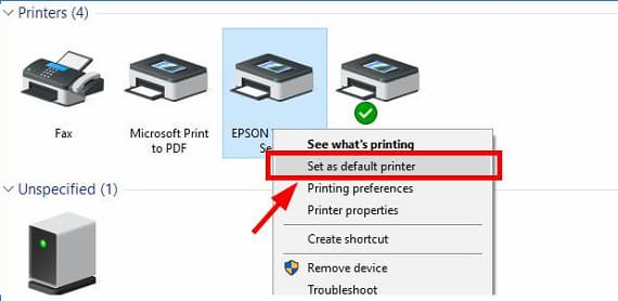 epson printer problems and solutions