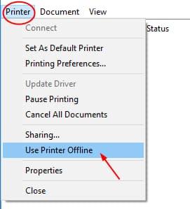 how to fix epson printer not printing black