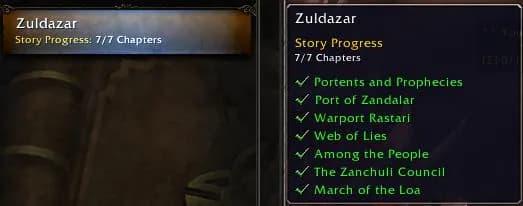 zandalari troll unlock requirements