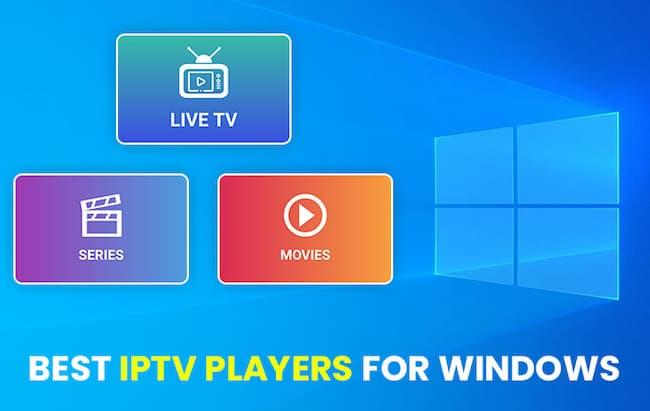 iptv player windows